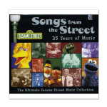 Songs From The Street CD