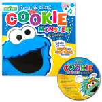 Sesame Street Read & Sing with Cookie Monster CD