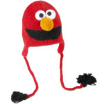 Elmo Adult Pilot Hat