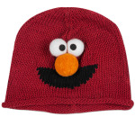 Elmo Cotton Kids Beanie