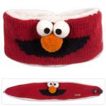 Sesame Street Elmo Knit Headband