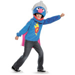 Grover Youth Costume