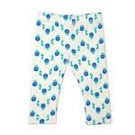 Grover Pattern Infant Leggings
