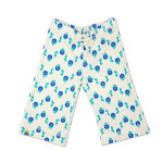 Grover Pattern Infant Karate Pants