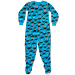 Cookie Monster Juniors Union Suit