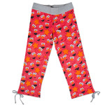 Elmo Silly Juniors Capri Sleep Pant