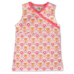 Zoe Blossoms Infant Jumper Dress