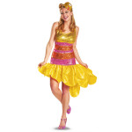 Big Bird Ladies Glam Costume