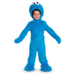 Sesame Street Cookie Monster Extra Deluxe Plush Costume