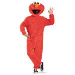Sesame Street Elmo Full Plush Prestige Adult Costume