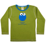 Cookie Monster International Face Toddler T-Shirt