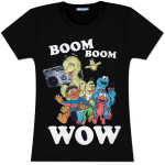 Boom Wow Junior T-Shirt