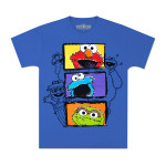 Character Faces Youth T-Shirt