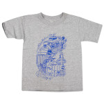 Cookie Monster Express Toddler T-Shirt