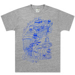 Cookie Monster Express T-Shirt