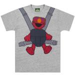 Elmo in Carrier T-Shirt