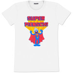 Grover Super Mensch Ladies T-Shirt