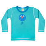 Grover International Face Toddler Tee