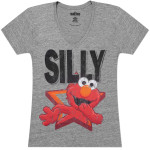 Elmo Silly Juniors Sleep Shirt