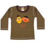 Bert & Ernie Around the World T-shirt