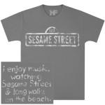 Sesame Street Walks T-shirt
