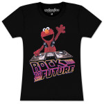 Elmo Rock to the Future Juniors T-Shirt