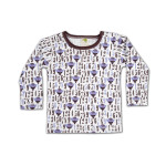 Count Number Print T-Shirt