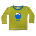 Cookie Monster Around the World T-Shirt
