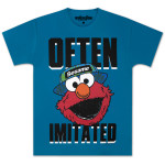 Elmo Often Imitated T-shirt