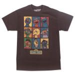Sesame Street Puppets Family T-Shirt