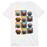 Sesame Street Pop Elmo T-Shirt