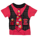 Sesame Street Elmo Junior Varsity T-Shirt