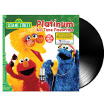 Sesame Street: Platinum All Time Favorites Yellow Vinyl LP