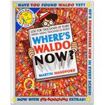 Where's Waldo Now? Book (Hard Cover)
