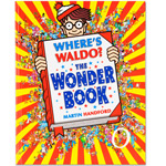 Where's Waldo? The Wonder Book (Hard Cover)