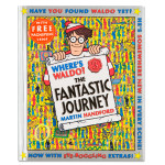 Where's Waldo? The Fantastic Journey Mini-Book