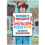 Where's Waldo The Spectacular Poster Book