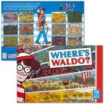Where's Waldo 2014 16-Month Wall Calendar