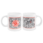 Where's Waldo - Department Store Ceramic Mug