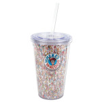 Where's Waldo - Department Store Cup with Straw