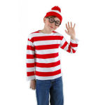 Where's Waldo? Kids Costume Kit
