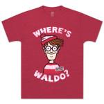 Where's Waldo? Head Shot T-Shirt