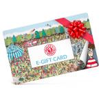 Where's Waldo? Electronic Gift Certificate