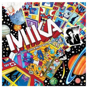 Mika Boy Who Knew Too Much Deluxe CD/DVD