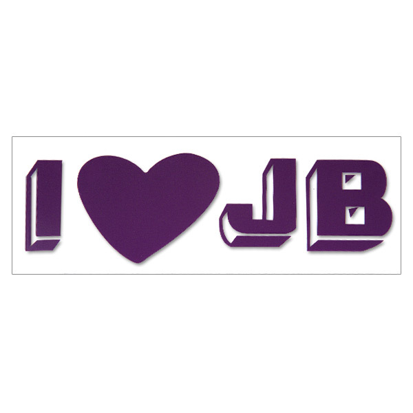 i heart justin bieber logo