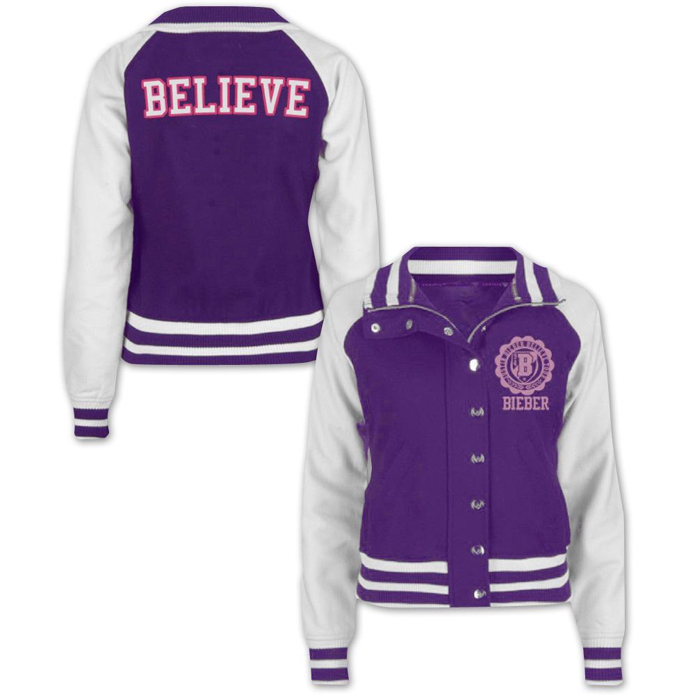 Girls Varsity Jacket