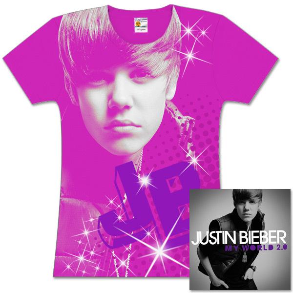 justin bieber cd cover my world. Justin Bieber My World 2.0 CD