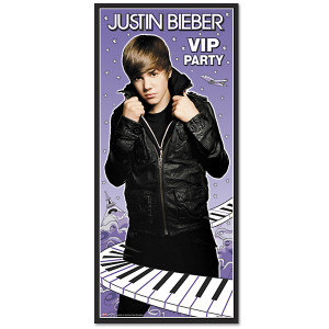 Justin Bieber Party Door Sign