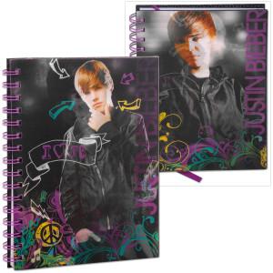 Justin Bieber Lenticular Wire-O
