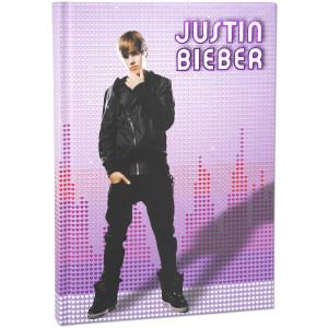 Justin Bieber Casebound Foil Journal